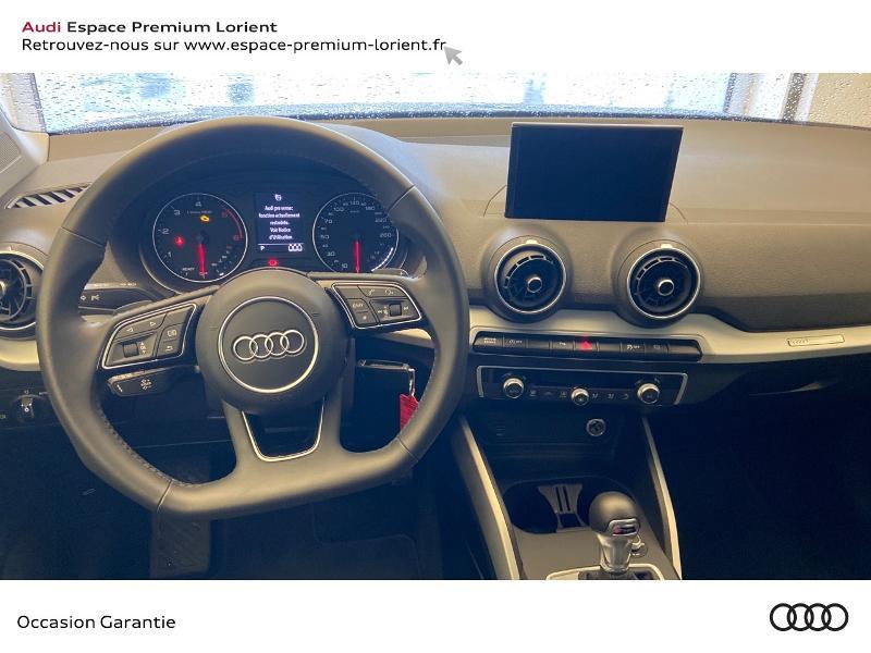 Audi Q2 30 TDI 116ch Sport S tronic 7 Euro6d-T  occasion à Lanester - photo n°6
