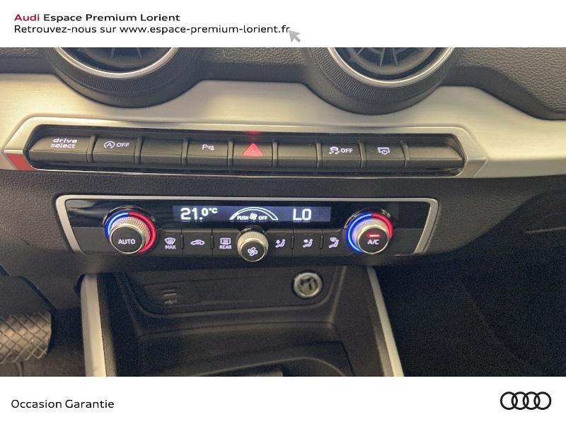 Audi Q2 30 TDI 116ch Sport S tronic 7 Euro6d-T  occasion à Lanester - photo n°11