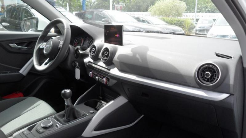 Audi Q2 30 TFSI 116 DESIGN Full LED JA18 GPS Blanc occasion à Toulouse - photo n°11
