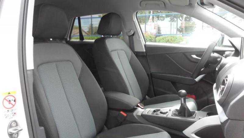 Audi Q2 30 TFSI 116 DESIGN Full LED JA18 GPS Blanc occasion à Toulouse - photo n°10