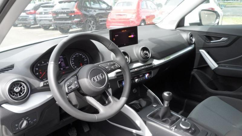 Audi Q2 30 TFSI 116 DESIGN Full LED JA18 GPS Blanc occasion à Toulouse - photo n°16