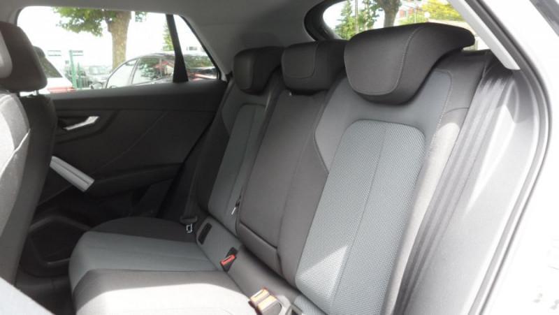 Audi Q2 30 TFSI 116 DESIGN Full LED JA18 GPS Blanc occasion à Toulouse - photo n°13