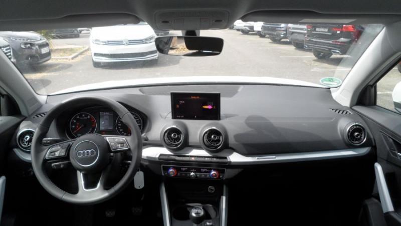 Audi Q2 30 TFSI 116 DESIGN Full LED JA18 GPS Blanc occasion à Toulouse - photo n°14