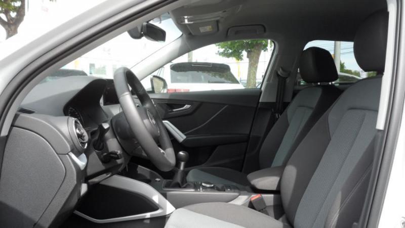 Audi Q2 30 TFSI 116 DESIGN Full LED JA18 GPS Blanc occasion à Toulouse - photo n°15