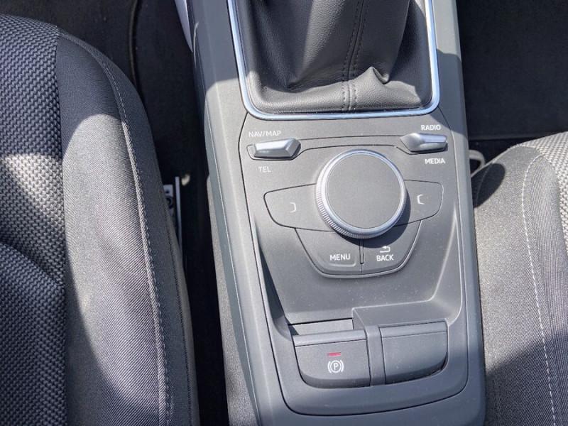 Audi Q2 30 TFSI 116 SPORT LIMITED LED JA17 GPS ATTELAGE Argent occasion à Carcassonne - photo n°15