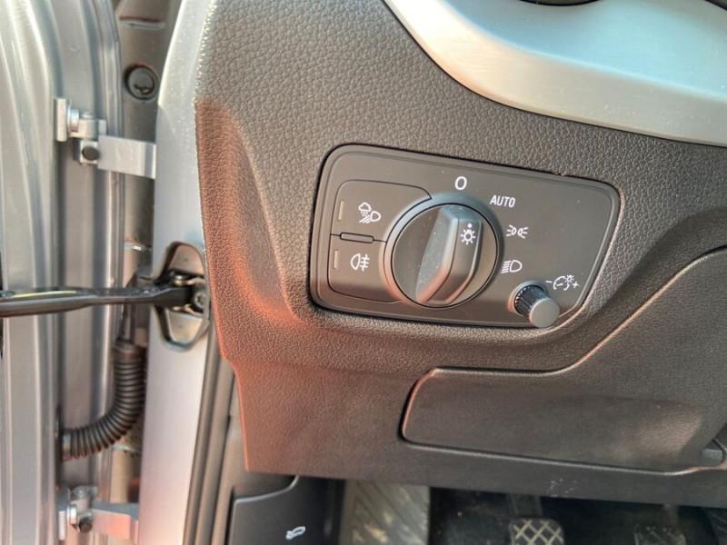 Audi Q2 30 TFSI 116 SPORT LIMITED LED JA17 GPS ATTELAGE Argent occasion à Carcassonne - photo n°17