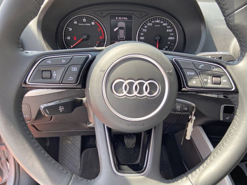 Audi Q2 30 TFSI 116 SPORT LIMITED LED JA17 GPS ATTELAGE Argent occasion à Carcassonne - photo n°16