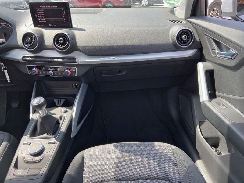 Audi Q2 30 TFSI 116 SPORT LIMITED LED JA17 GPS ATTELAGE Argent occasion à Carcassonne - photo n°12
