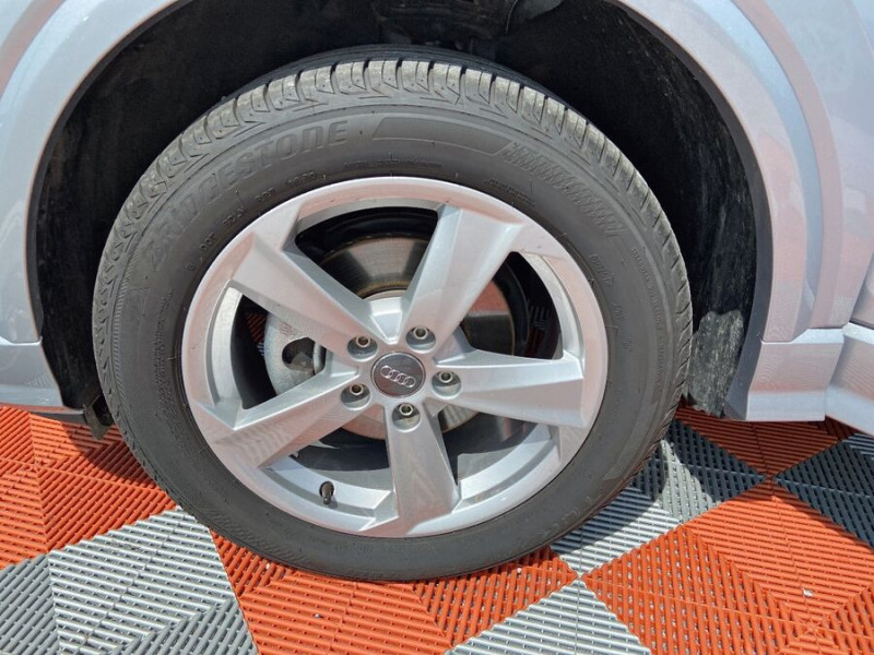 Audi Q2 30 TFSI 116 SPORT LIMITED LED JA17 GPS ATTELAGE Argent occasion à Carcassonne - photo n°19