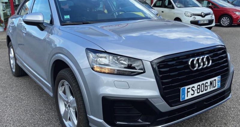 Audi Q2 30 TFSI 116 SPORT Gris occasion à EPAGNY