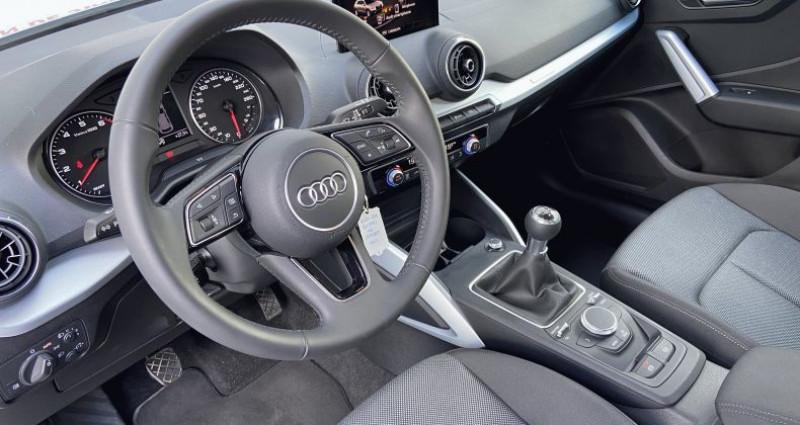 Audi Q2 30 TFSI 116 SPORT Gris occasion à EPAGNY - photo n°2