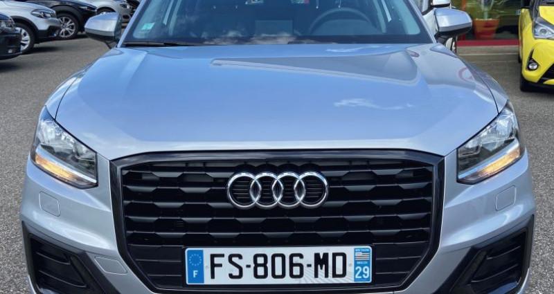 Audi Q2 30 TFSI 116 SPORT Gris occasion à EPAGNY - photo n°5