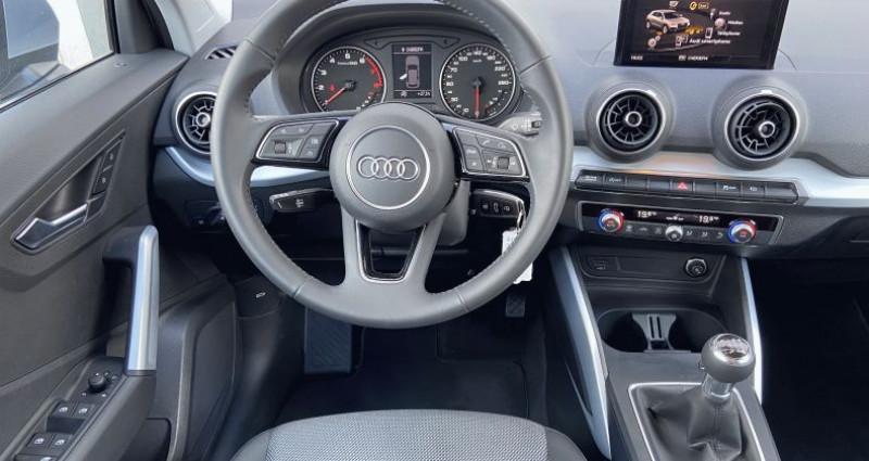 Audi Q2 30 TFSI 116 SPORT Gris occasion à EPAGNY - photo n°4