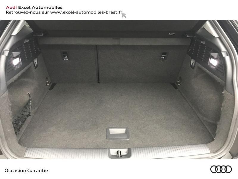 Audi Q2 30 TFSI 116ch Design luxe Euro6dT Noir occasion à Brest - photo n°9