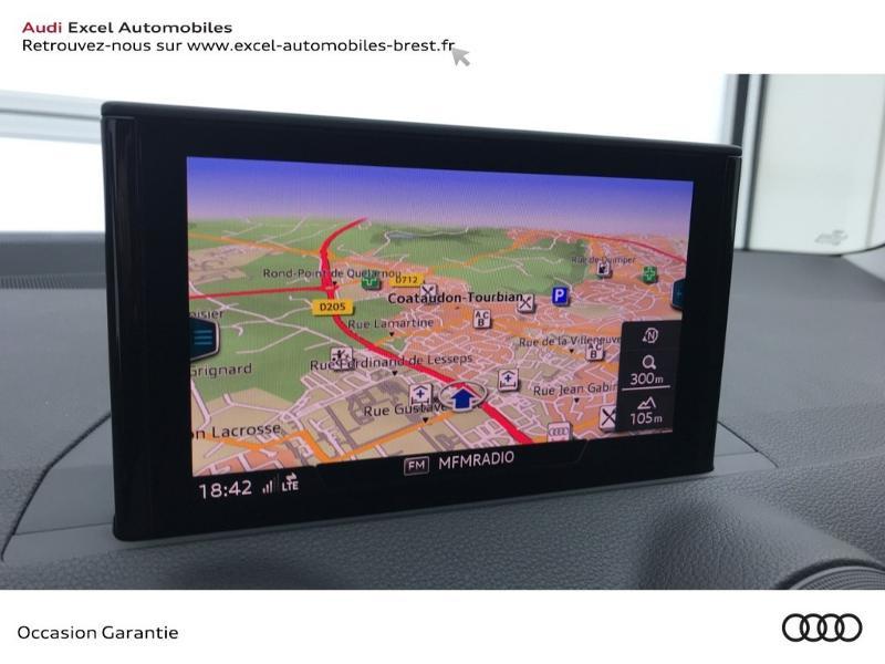 Audi Q2 30 TFSI 116ch Design luxe Euro6dT Noir occasion à Brest - photo n°11