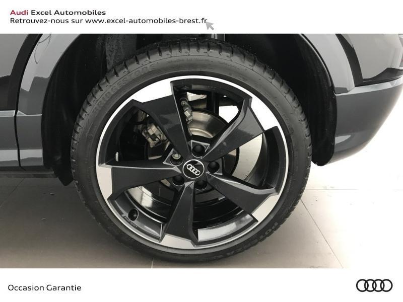Audi Q2 30 TFSI 116ch Design luxe Euro6dT Noir occasion à Brest - photo n°16