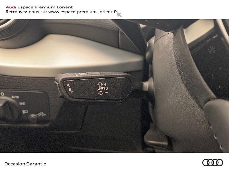 Audi Q2 30 TFSI 116ch Sport Euro6d-T 110g Noir occasion à Lanester - photo n°13