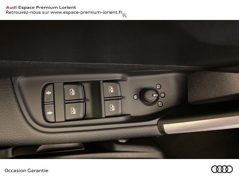 Audi Q2 30 TFSI 116ch Sport Euro6d-T 110g Noir occasion à Lanester - photo n°15