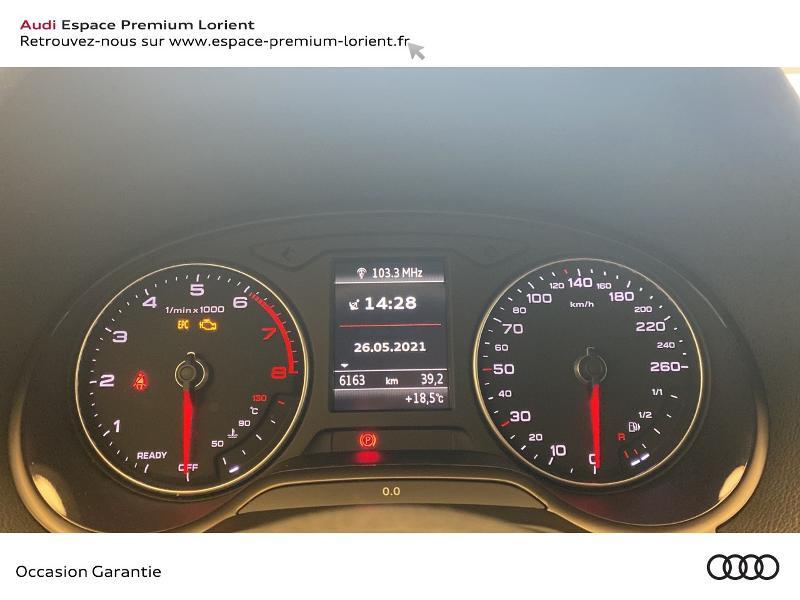 Audi Q2 30 TFSI 116ch Sport Euro6d-T 110g Noir occasion à Lanester - photo n°9