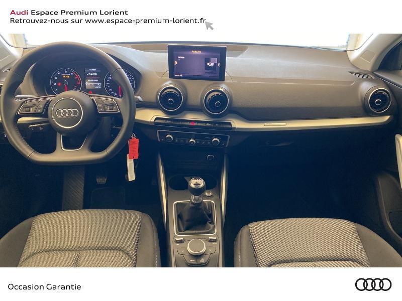 Audi Q2 30 TFSI 116ch Sport Euro6d-T 110g Noir occasion à Lanester - photo n°6