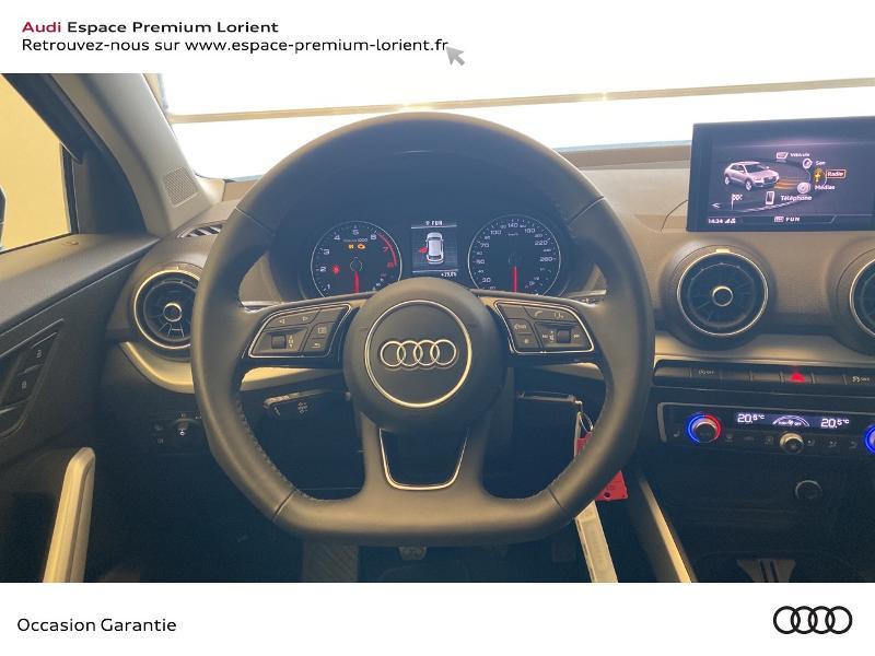 Audi Q2 30 TFSI 116ch Sport Euro6d-T 110g Noir occasion à Lanester - photo n°16