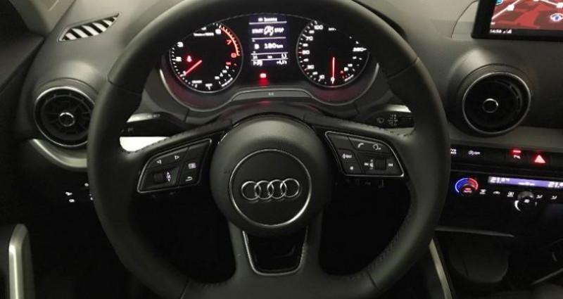 Audi Q2 30 TFSI 116ch Sport S tronic 7 Noir occasion à Chambourcy - photo n°6