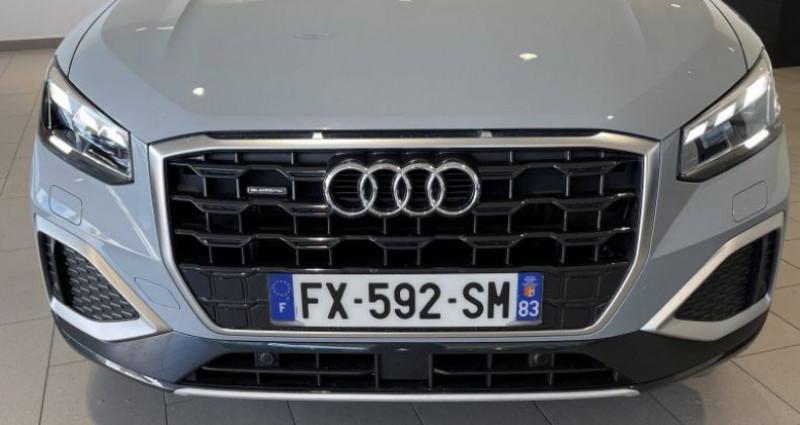 Audi Q2 35 TDI 150 S tronic 7 quattro Design Luxe Gris occasion à La Garde