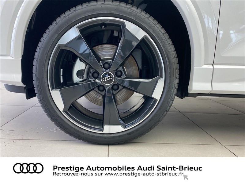 Audi Q2 35 TDI 150 S TRONIC 7 QUATTRO Blanc occasion à Saint-Brieuc - photo n°8