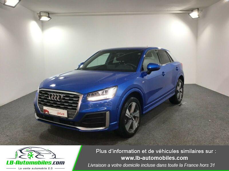 Audi Q2 35 TDI 150 S tronic 7 / S-Line / Quattro Bleu occasion à Beaupuy