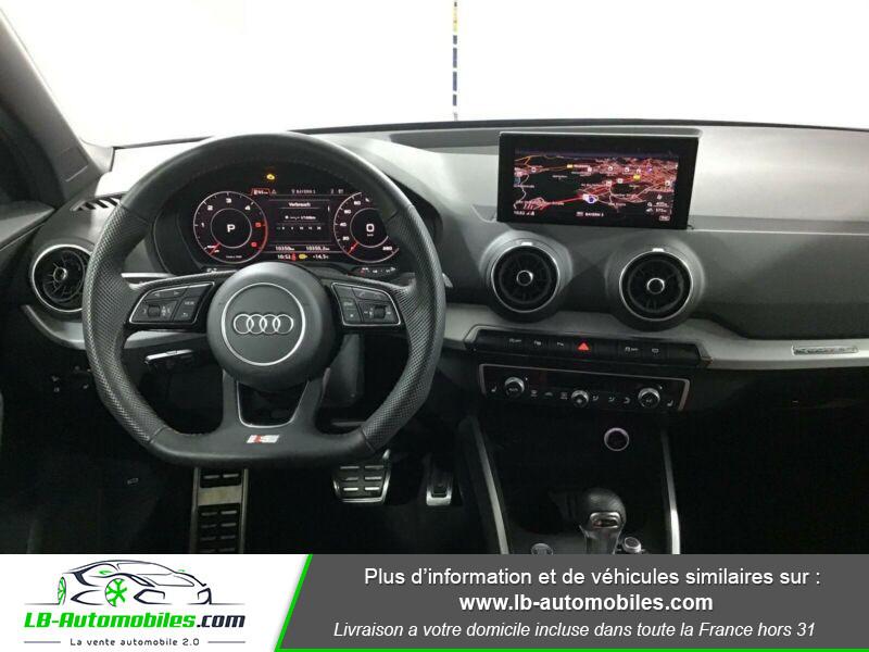 Audi Q2 35 TDI 150 S tronic 7 / S-Line / Quattro Bleu occasion à Beaupuy - photo n°2