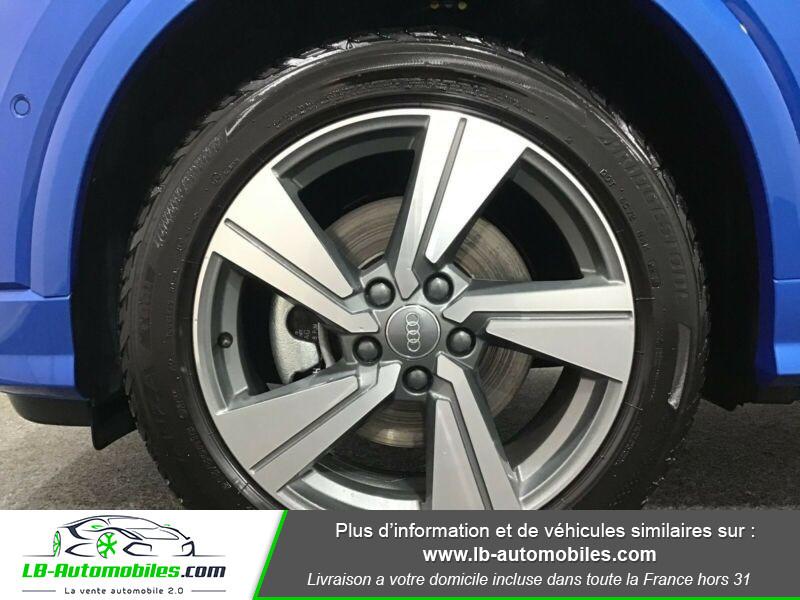 Audi Q2 35 TDI 150 S tronic 7 / S-Line / Quattro Bleu occasion à Beaupuy - photo n°10