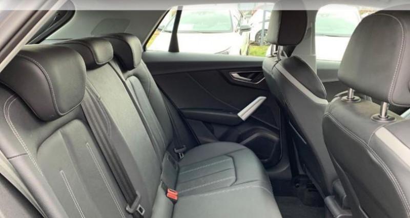 Audi Q2 35 TDI 150ch Design luxe quattro S tronic 7 Euro6d-T Gris occasion à Essey-lès-nancy - photo n°7