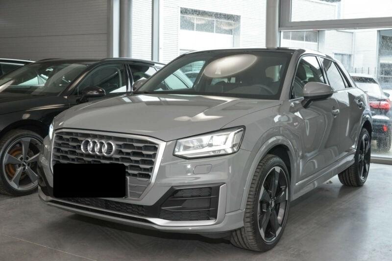 Audi Q2 35 TDI 150CH S LINE PLUS QUATTRO S TRONIC 7 Gris occasion à Villenave-d'Ornon