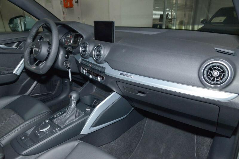 Audi Q2 35 TDI 150CH S LINE PLUS QUATTRO S TRONIC 7 Gris occasion à Villenave-d'Ornon - photo n°7