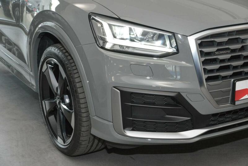 Audi Q2 35 TDI 150CH S LINE PLUS QUATTRO S TRONIC 7 Gris occasion à Villenave-d'Ornon - photo n°4