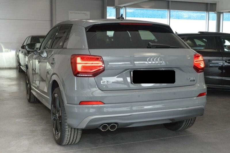 Audi Q2 35 TDI 150CH S LINE PLUS QUATTRO S TRONIC 7 Gris occasion à Villenave-d'Ornon - photo n°3