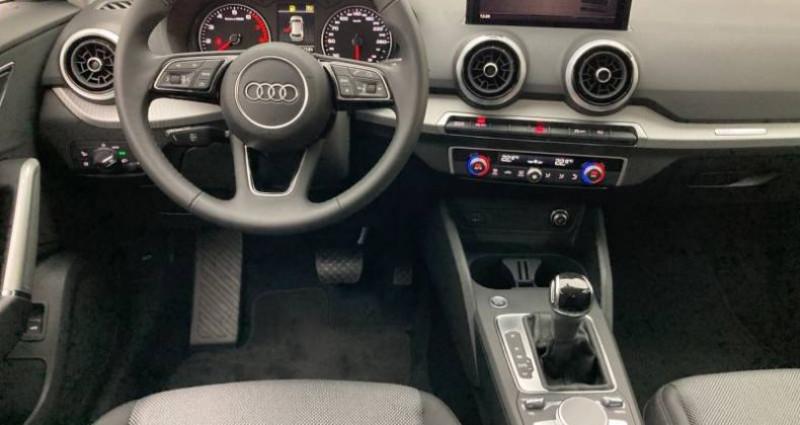Audi Q2 35 TFSI 150 S tronic 7 Design Gris occasion à Chenove - photo n°6