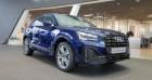 Audi Q2 35 TFSI 150 S tronic 7 S Line Plus Bleu à Saint-Ouen 93