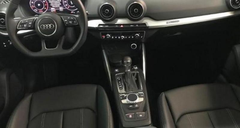 Audi Q2 35 TFSI 150ch COD Design luxe S tronic 7 Euro6dT Noir occasion à Chambourcy - photo n°4