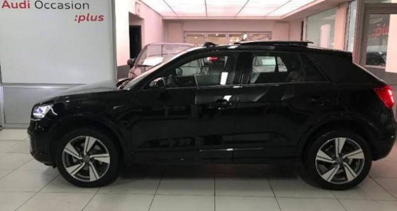 Audi Q2 35 TFSI 150ch COD Design luxe S tronic 7 Euro6dT Noir occasion à Chambourcy - photo n°3