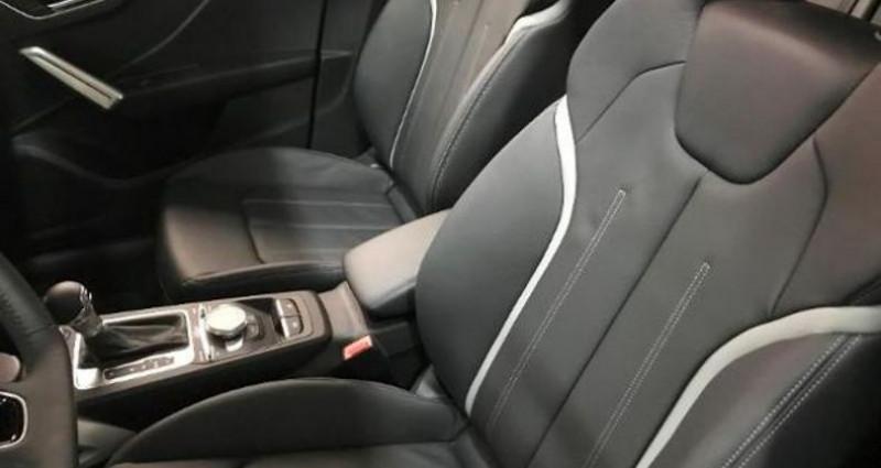 Audi Q2 35 TFSI 150ch COD Design luxe S tronic 7 Euro6dT Noir occasion à Chambourcy - photo n°6