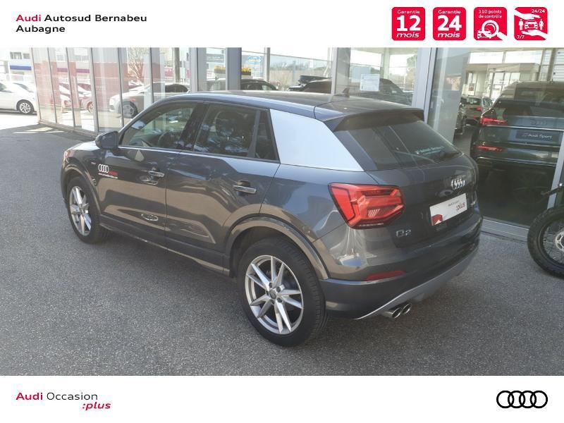 Audi Q2 35 TFSI 150ch COD S line Plus S tronic 7 Gris occasion à Aubagne - photo n°3