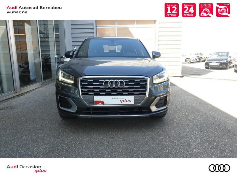 Audi Q2 35 TFSI 150ch COD S line Plus S tronic 7 Gris occasion à Aubagne - photo n°5