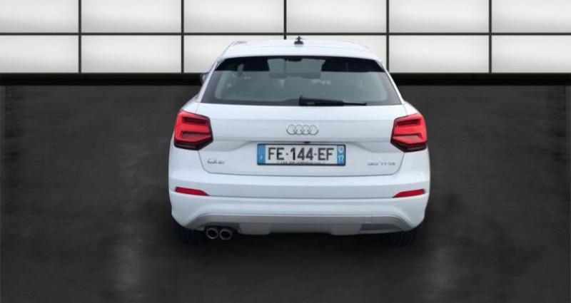 Audi Q2 35 TFSI 150ch COD S line S tronic 7 Euro6d-T Blanc occasion à La Rochelle - photo n°4