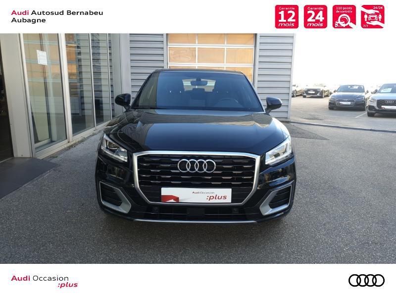 Audi Q2 35 TFSI 150ch COD S line S tronic 7 Euro6d-T Noir occasion à Aubagne - photo n°5