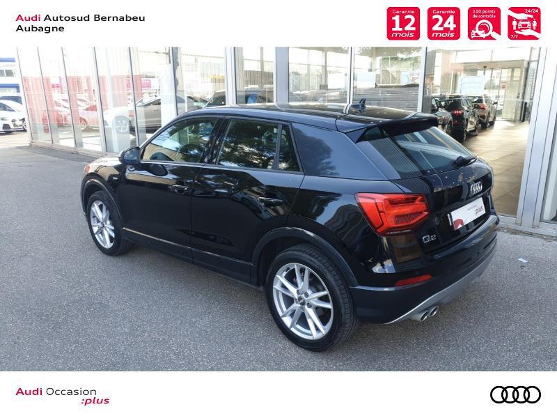 Audi Q2 35 TFSI 150ch COD S line S tronic 7 Euro6d-T Noir occasion à Aubagne - photo n°3