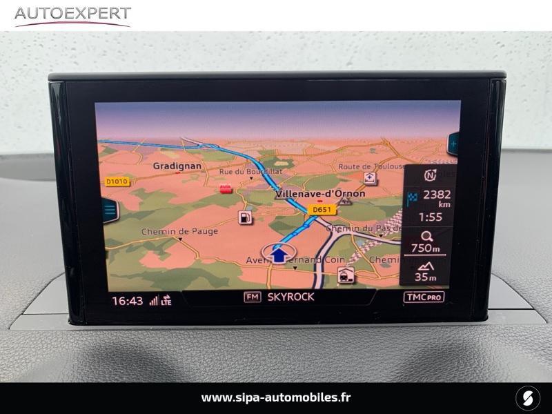Audi Q2 35 TFSI 150ch COD Sport S tronic 7 Euro6d-T Gris occasion à Villenave-d'Ornon - photo n°5