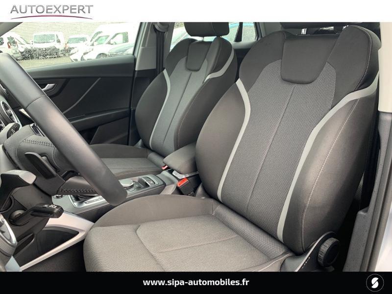 Audi Q2 35 TFSI 150ch COD Sport S tronic 7 Euro6d-T Gris occasion à Villenave-d'Ornon - photo n°4