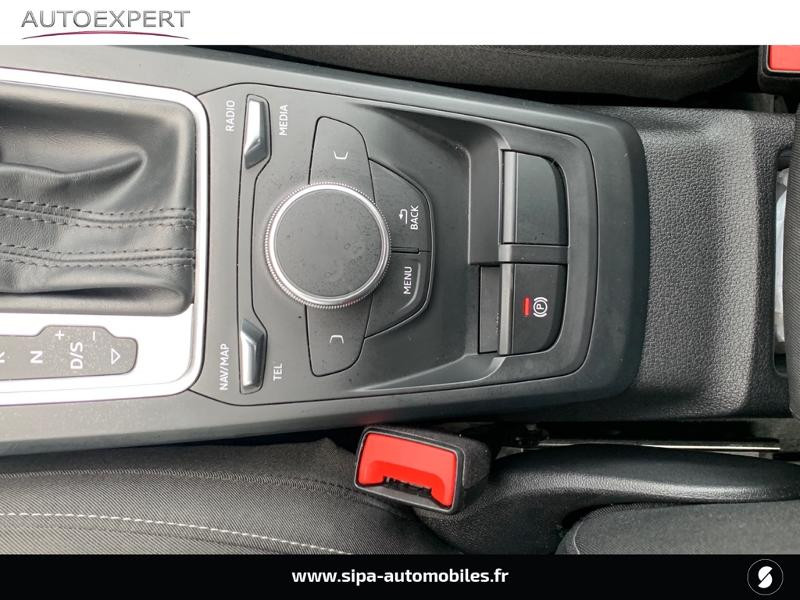 Audi Q2 35 TFSI 150ch COD Sport S tronic 7 Euro6d-T Gris occasion à Villenave-d'Ornon - photo n°19