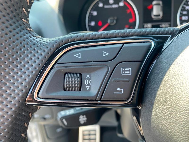 Audi Q2 35 TFSI 150ch S line S tronic 7 Argent occasion à Albi - photo n°17